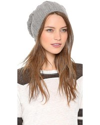 Bonnet gris Eugenia Kim