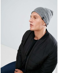 Bonnet gris Jack and Jones