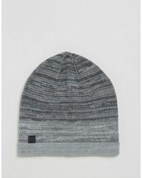 Bonnet imprimé gris Esprit