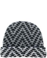 Bonnet imprimé gris Etro