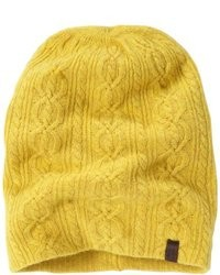 Bonnet jaune