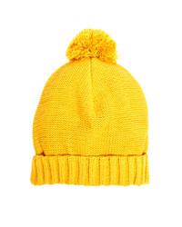 Bonnet jaune Asos
