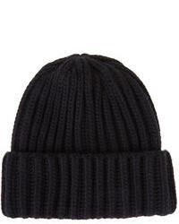Bonnet noir