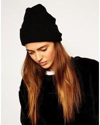 Bonnet noir Asos