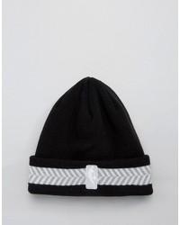 Bonnet noir Mitchell & Ness