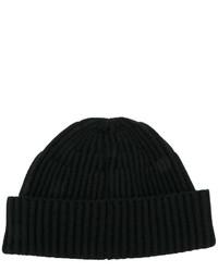 Bonnet noir Brunello Cucinelli