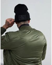 Bonnet noir Calvin Klein