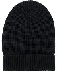 Bonnet noir Dolce & Gabbana