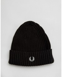 Bonnet noir Fred Perry