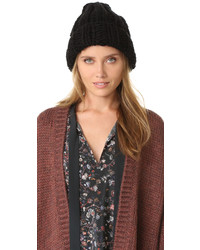 Bonnet noir Free People