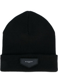 Bonnet noir Givenchy