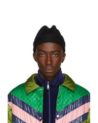 Bonnet noir Gucci