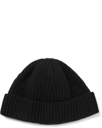 Bonnet noir Lanvin