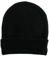 Bonnet noir MM6 MAISON MARGIELA