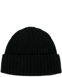 Bonnet noir N.Peal