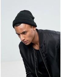 Bonnet noir New Look