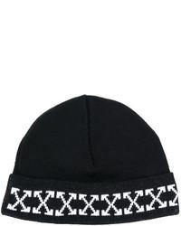 Bonnet noir Off-White