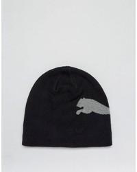Bonnet noir Puma