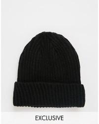 Bonnet noir Reclaimed Vintage