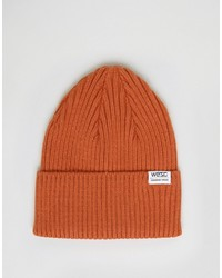 Bonnet orange Wesc