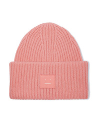 Bonnet rose Acne Studios