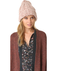 Bonnet rose Free People