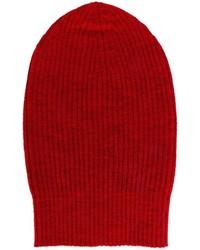 Bonnet rouge Etoile Isabel Marant