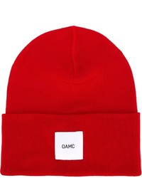 Bonnet rouge Oamc