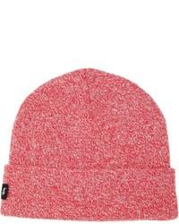 Bonnet rouge Stussy