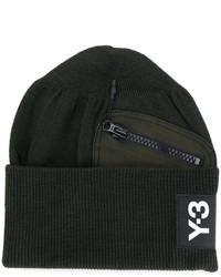 Bonnet vert foncé Y-3