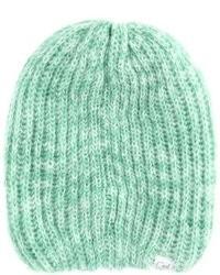 Bonnet vert menthe