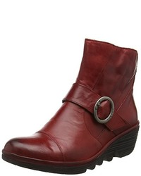 Bottes bordeaux Fly London