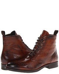 Bottes brogue brunes original 6703321