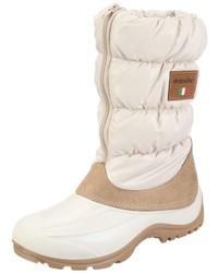 Bottes d'hiver blanches Manitu