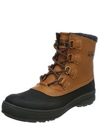 Bottes d'hiver marron Skechers
