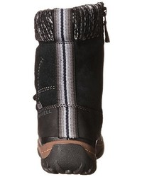 Bottes d'hiver noires Merrell