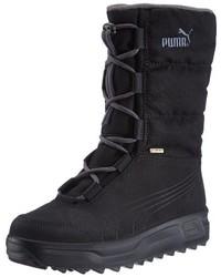 Bottes d'hiver noires Puma