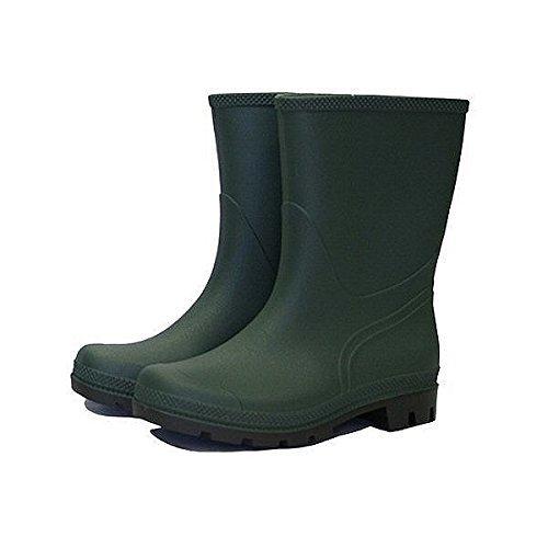 Bottes de pluie vert foncé Town & Country