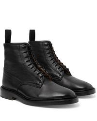 Bottes habillées en cuir noires Tricker's
