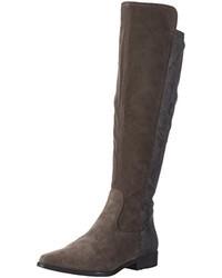 Bottes hauteur genou gris foncé Tamaris