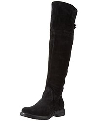Bottes hauteur genou noires Mjus