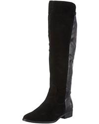 Bottes hauteur genou noires Tamaris