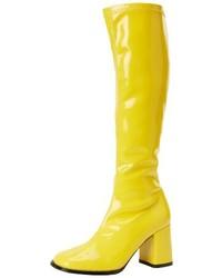 Bottes jaunes Pleaser