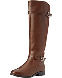 Bottes marron New Look