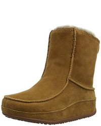 Bottes moutarde FitFlop
