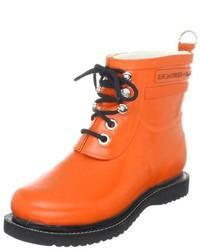Bottes orange Ilse Jacobsen