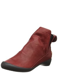 Bottes rouges Softinos