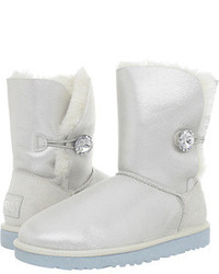 Bottes ugg blanches