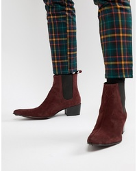 Bottes western bordeaux Jeffery West