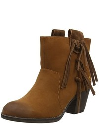 Bottes western marron Rocket Dog